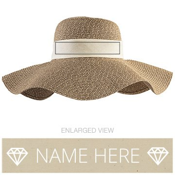 Custom Beach Sun Hat
