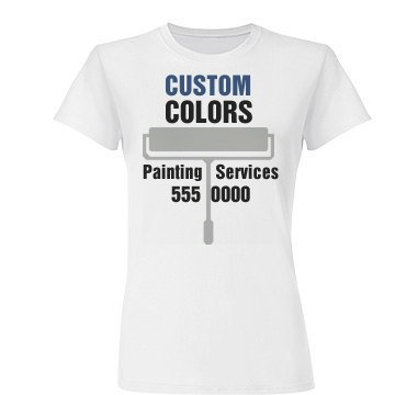 Custom Colors Painting