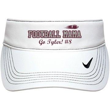 Custom Football Mama