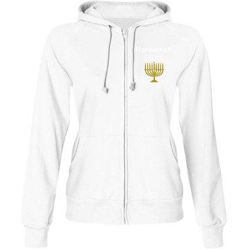 Custom Hanukkah Jacket