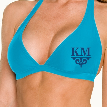 Custom Initial Bikini