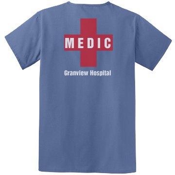 Custom Medic Top