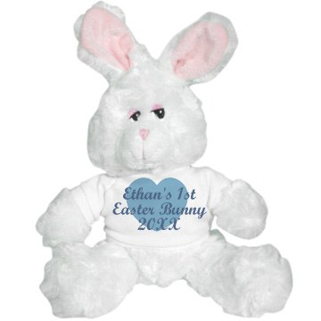 Custom Name First Easter Bunny