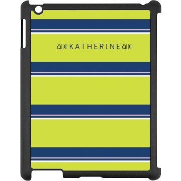 Custom Name iPad Case