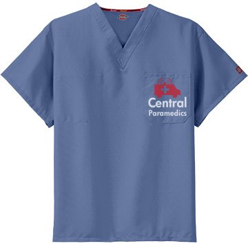 Custom Paramedic Scrubs