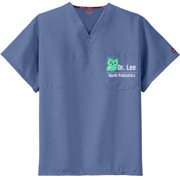 Custom Pediatric Scrubs