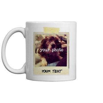 Custom Polaroid Design