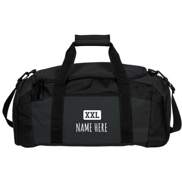 Custom Sports Gear Bag