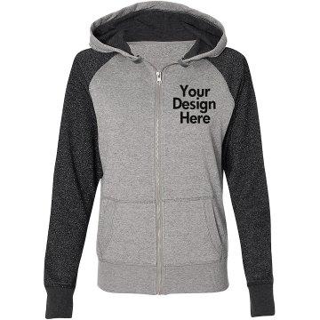 Custom Sweatsuit Top