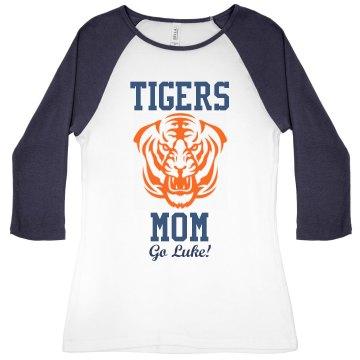 Custom Tiger's Mom
