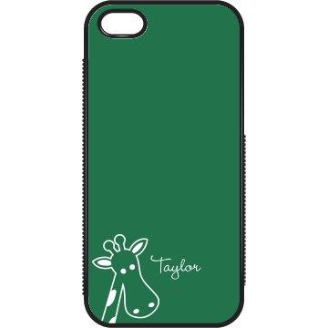 Cute Giraffe iPhone Case