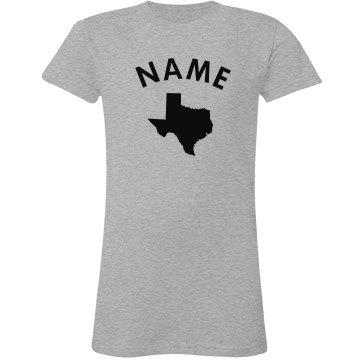 Cute Texas Is My Home