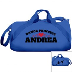 Andrea, dance princess