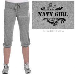 Navy Girl Sweats