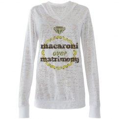 Diamond Rings of Macaroni
