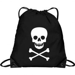Skull bag 2