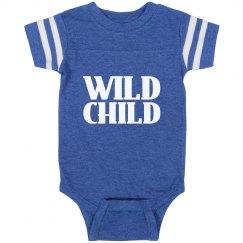 Wild Child Baby Boy Girl Jersey