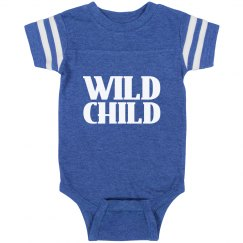 Wild Child Baby Boy Girl Jersey