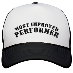 Most Improved Hat