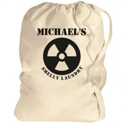 Michael's smelly laundry