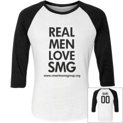 SMG Real Men T