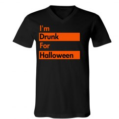 Drunk For Halloween