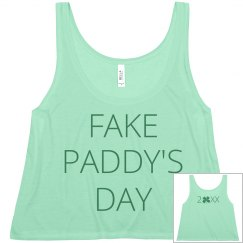 Fake Paddy's Day