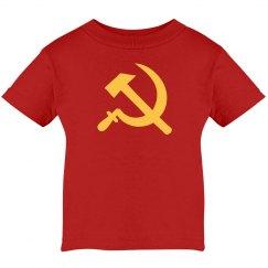 Communist Baby Tee