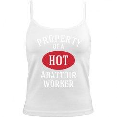 Hot Abattoir Worker