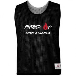 Camp Fired up Pinnie