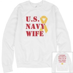 Navy Wife Red Friday