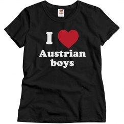 I love Austrian Boys!