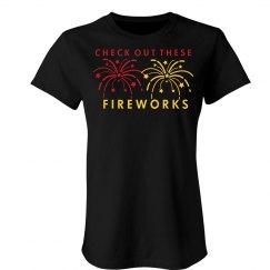 Fireworks Tee
