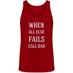 Call Dad Tank