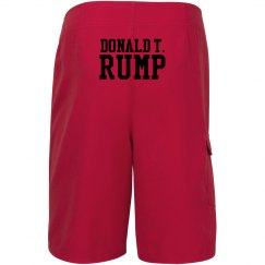 T Rump, Boardshorts Male