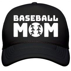 Trendy I'm A Baseball Mom