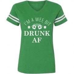 Wee Bit Drunk AF