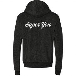 Super You Mens Hoodie