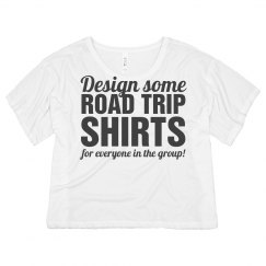 Custom Road Trip Shirts