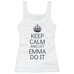 Let Emma do it