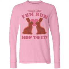 Annual Easter Fun Run Hop To It
