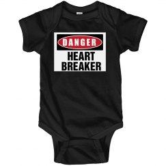 Danger: Heart Breaker