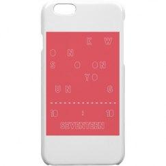 kwon soonyoung (HOSHI OF SVT) design (iphone 6/6s)