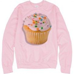 Cupcake Crewneck