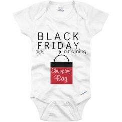Black Friday onesie