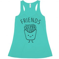 French Fries And Friends