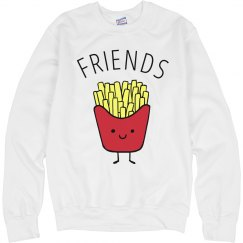 Cute French Fries Friends