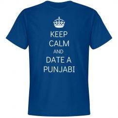 Keep calm and date a Punjabi