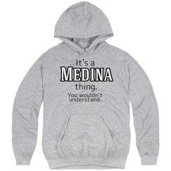 Its a Medina thing