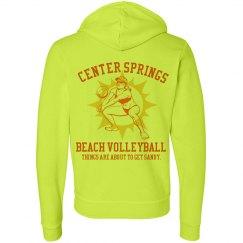 Beach Volleyball Coverup
